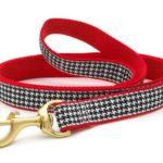 Up Country Black Houndstooth Lead