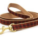 Up Country Red Plaid Lead