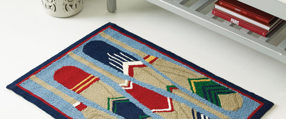 Company C Indoor Outdoor Rugs. Sold by Clay & Cotton Kirkwood.