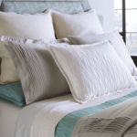 Company C Fountain Bedding. Sold by Clay & Cotton Kirkwood.