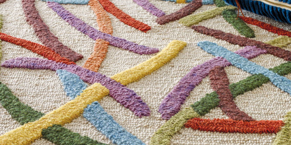 Freestyle Rug by Company C