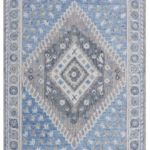 Denim Daze rug in blue