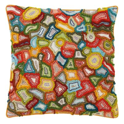 Murano pillow by Company C. Sold by Clay & Cotton Kirkwood