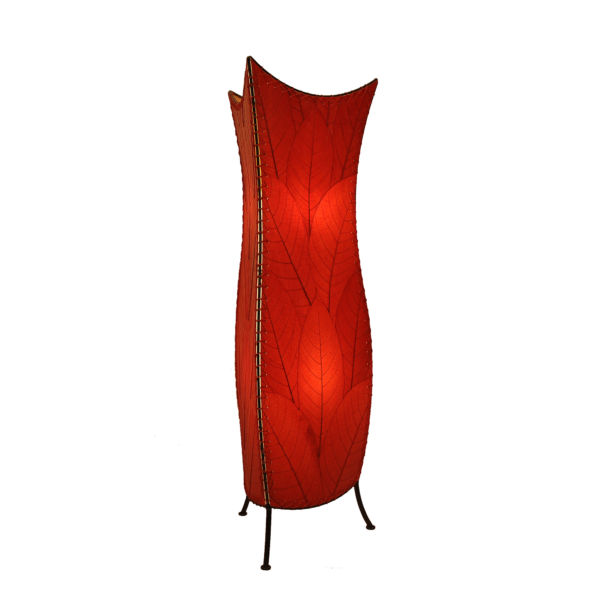 Large Flower Bud Floor Lamp