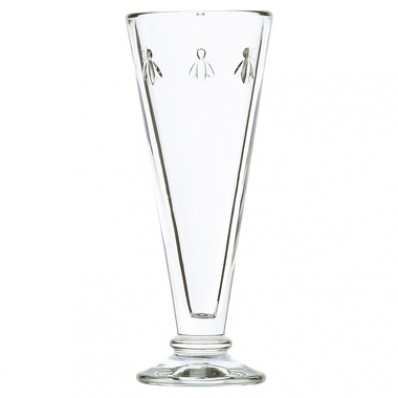 Bee Champagne Glass