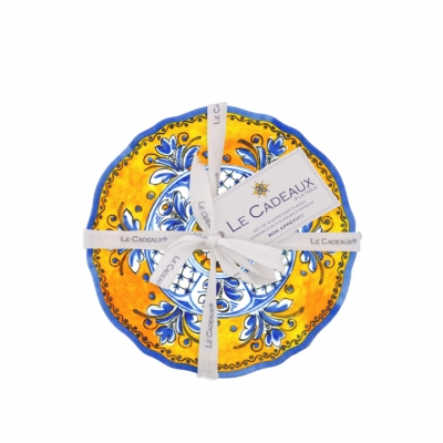 Benidorm Collection Appetizer Plate Sets