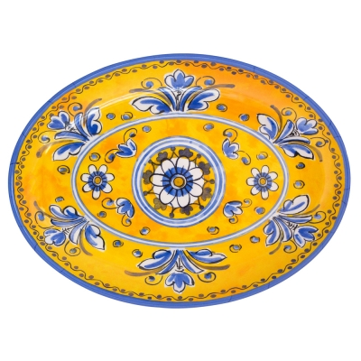 Benidorm Collection Oval Platter