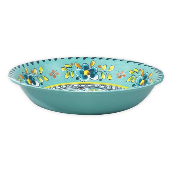 Madrid Turquoise Collection Salad Bowl