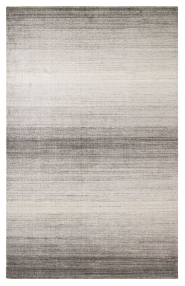 Shadow Dance Pewter Rug